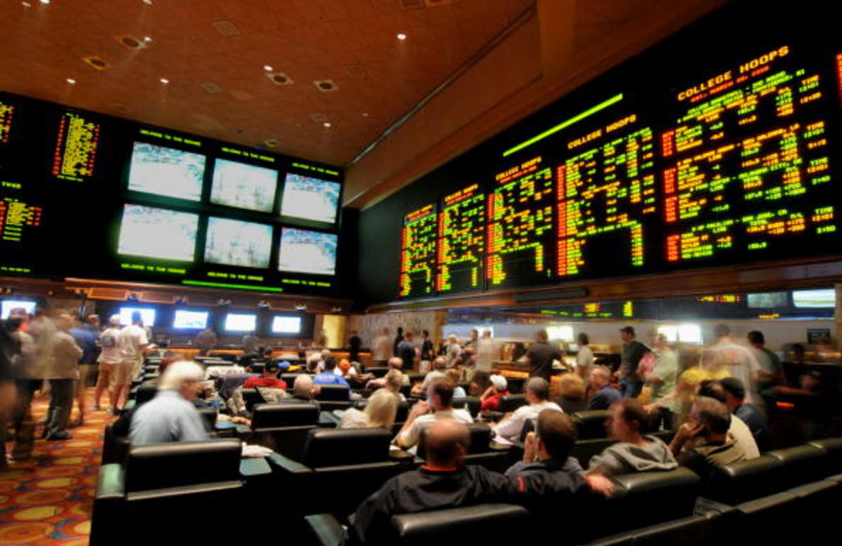 NCAA Tourney Draws Fans To Las Vegas Gambling House