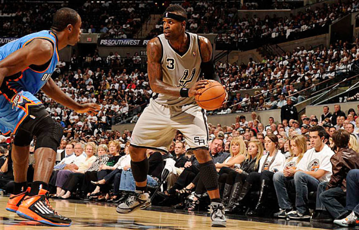 The L.A. Clippers will be the 8th franchise NBA team Stephen Jackson has played for in his career.