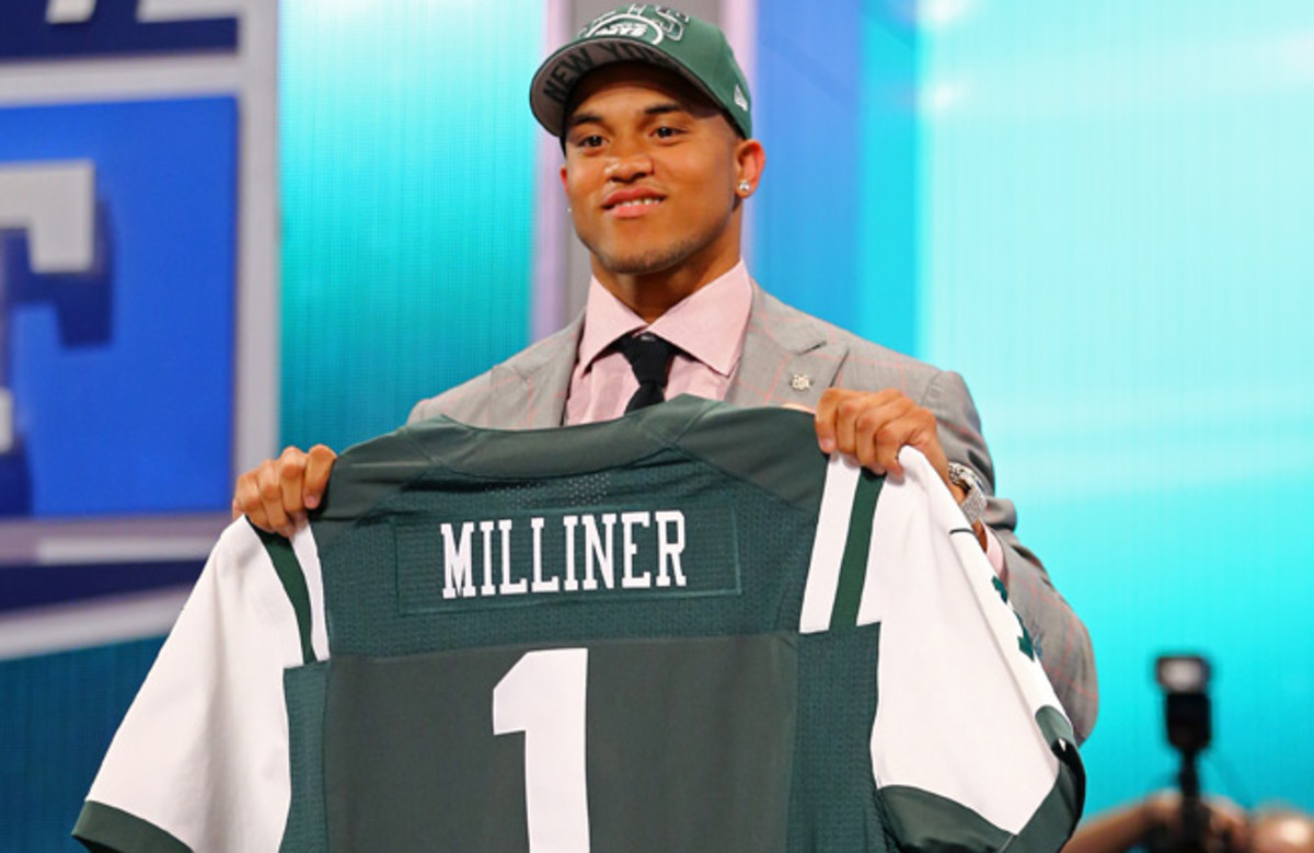 Dee Milliner signed a four-year deal worth about $12.6M with the Jets on late Sunday.