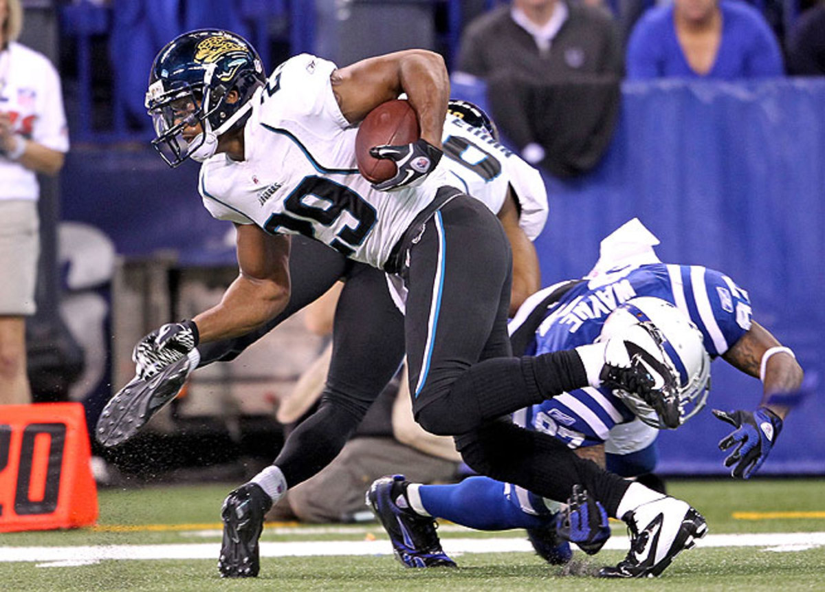 William Middleton has compiled 125 tackles and 2 interceptions over four years in the NFL.