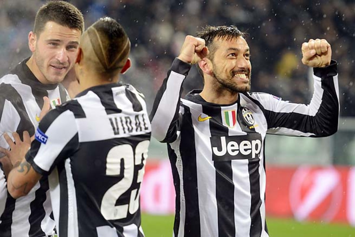 Juventus has 80 points in 34 matches, 11 better than Napoli.