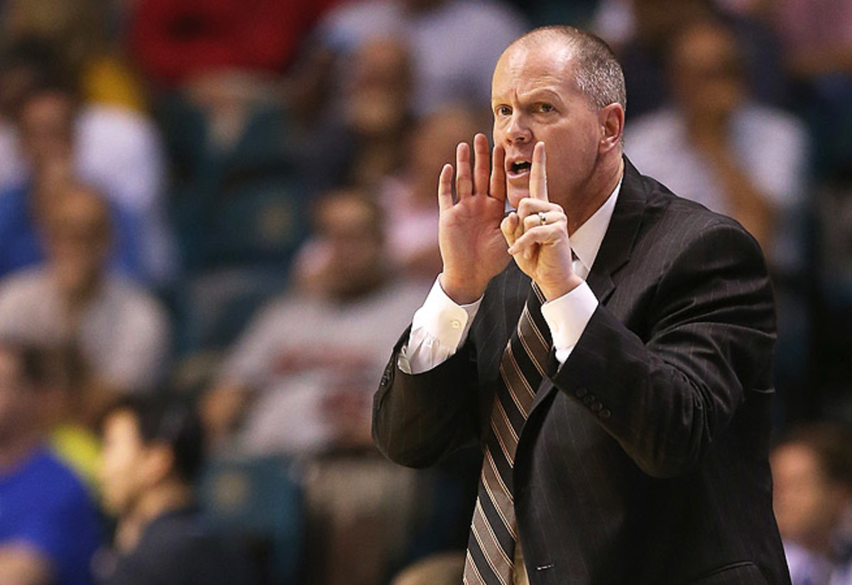 "Colorado head coach Tad Boyle says the expectations surrounding his team are in ""uncharted territories."""