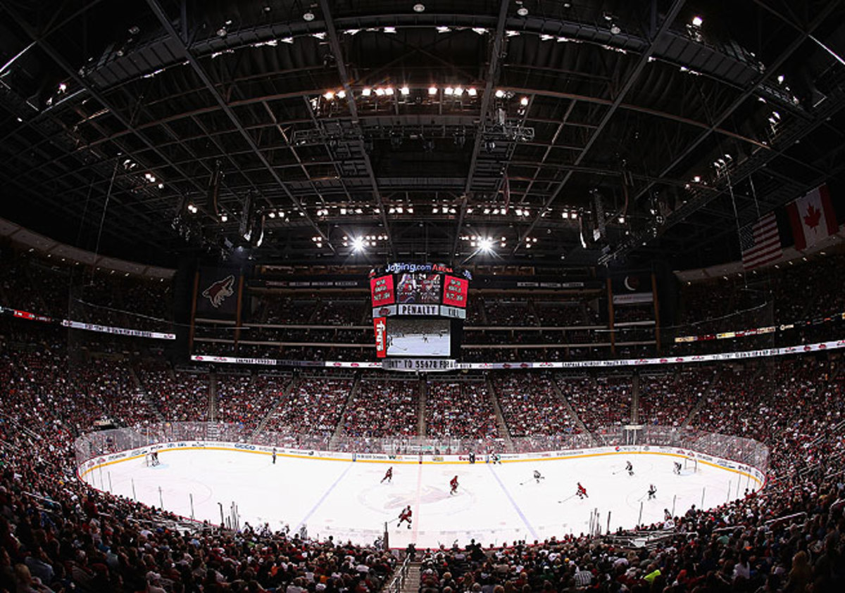 Although the Coyotes have had success in recent years, the team has continued to lose money.