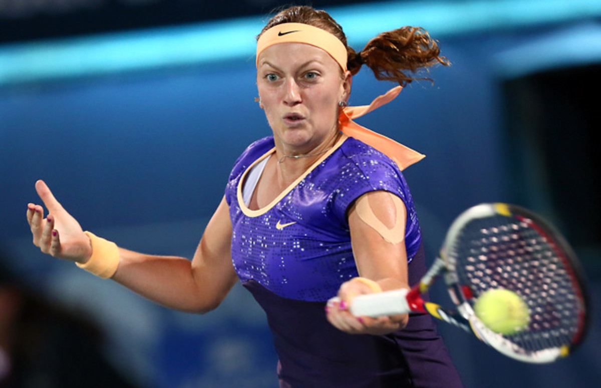Petra Kvitova won her 10th career WTA title and first since capturing the New Haven title last summer.