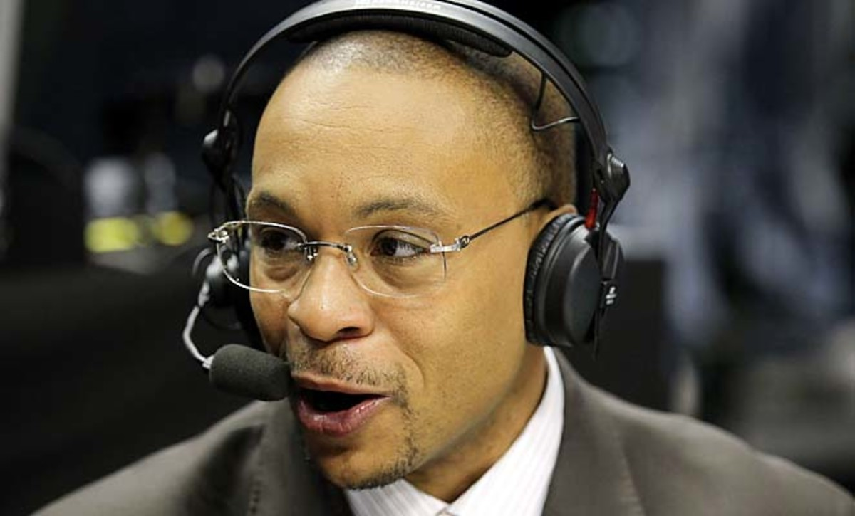 Gus Johnson is being groomed by Fox to be its World Cup voice.