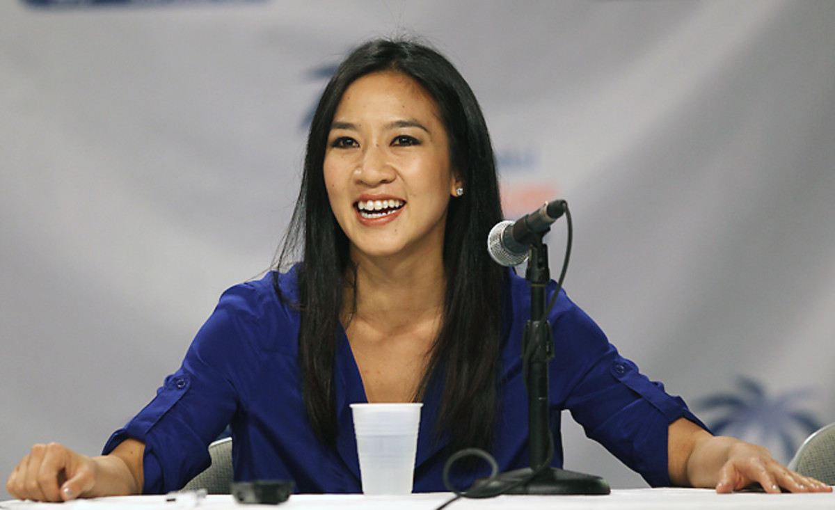 Two-time medalist Michelle Kwan will make her Olympic return as an analyst for Fox in Sochi.
