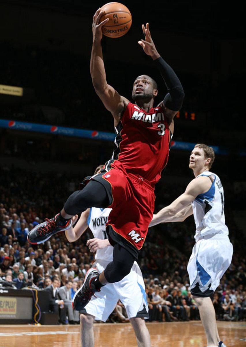 Heat 97, Timberwolves 81