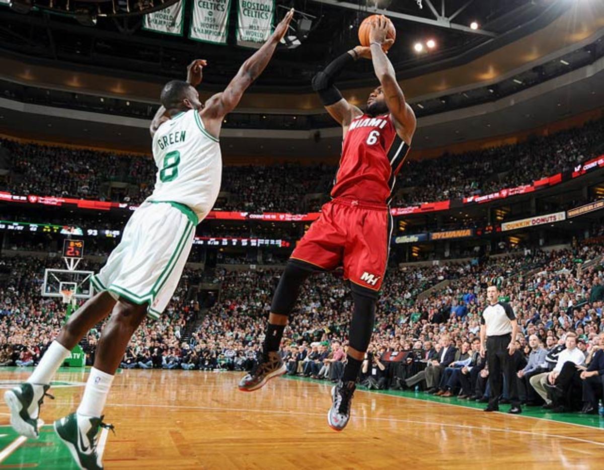 Heat 105, Celtics 103