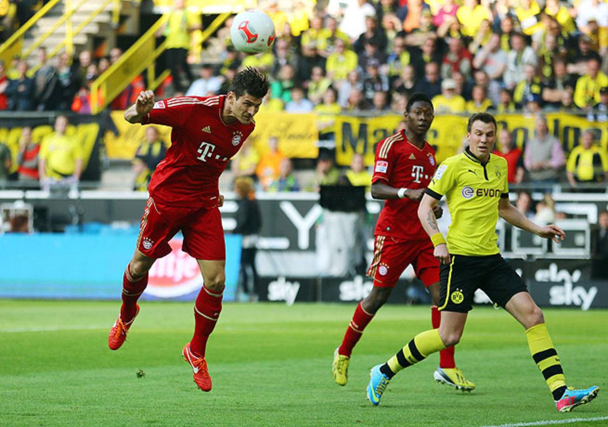 Where to find Bayern Munich vs. Dortmund on US TV and ...  |Bayern-dortmund