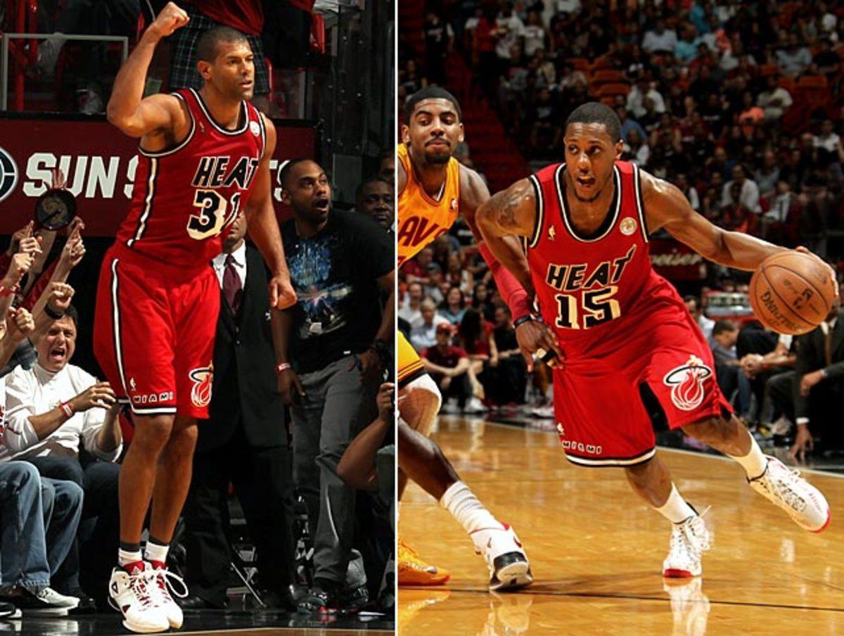Heat 109, Cavaliers 105