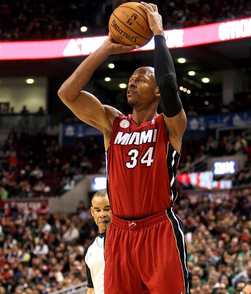 Heat 108, Raptors 91