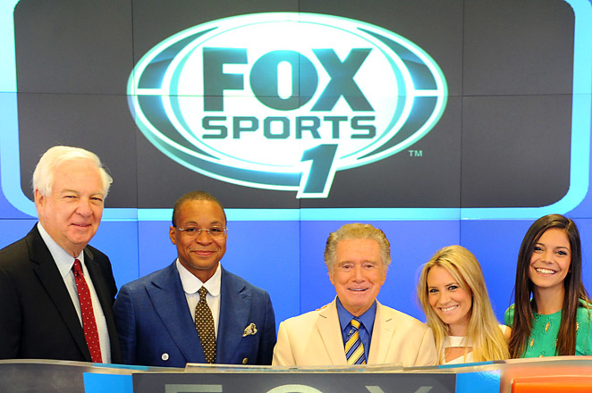 One of the programs Fox Sports 1 offers is Fox Sports Live, its signature news and highlight show.