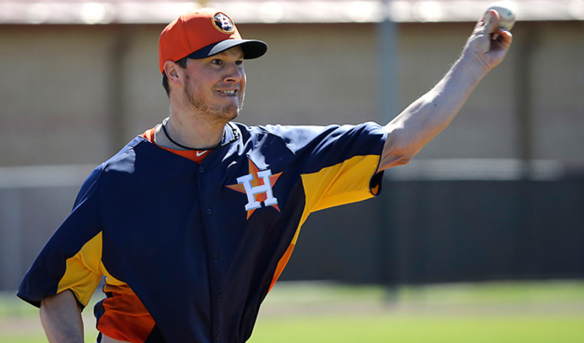 Erik Bedard won a rotation spot after striking out nine and allowing no runs over this spring.