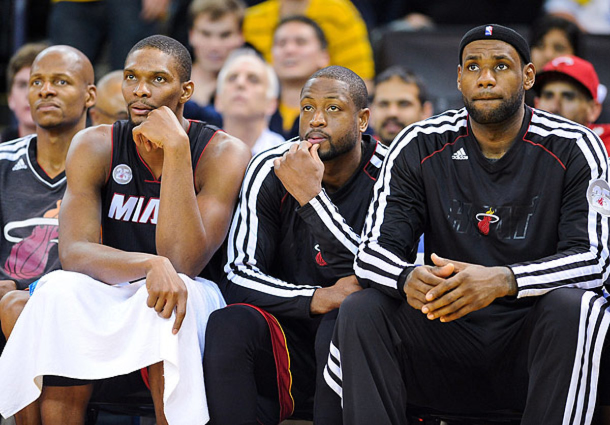 Miami Heat win streak ended at 27 straight games
