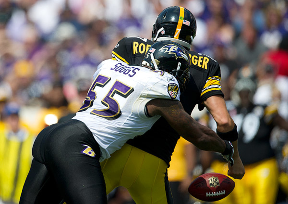 AFC North standings: Ravens back at the top after Week 5