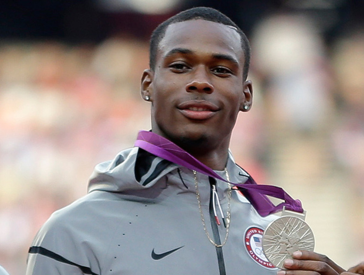 Ronell Mance won a silver medal in the 2012 Olympic Games in the 4x400 meter relay.