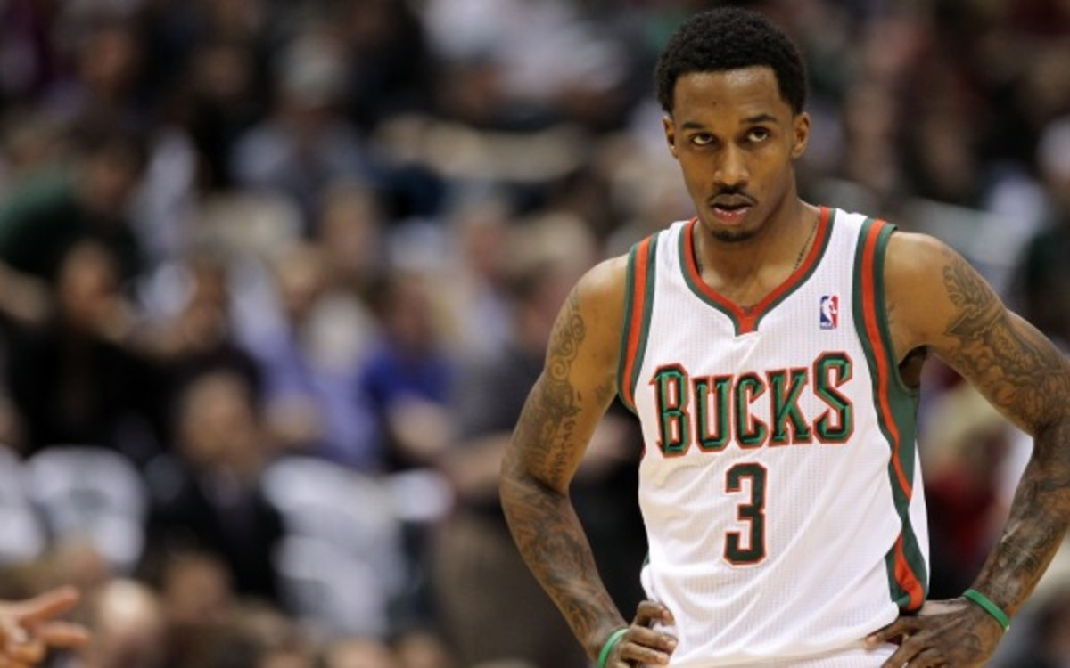 The Bucks plan to match any offer that's made to restricted free-agent Brandon Jennings. (Mike McGinnis/Getty Images)