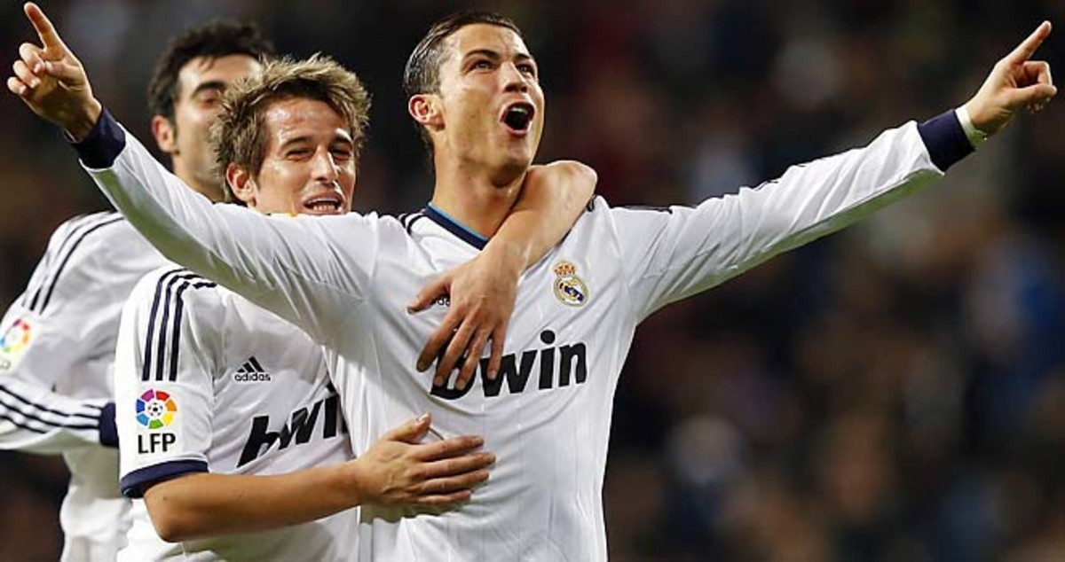 Cristiano Ronaldo is facing Manchester United for the first time since leaving the club in 2009.