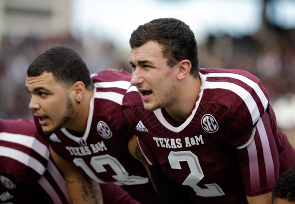 Mike Evans and Johnny Manziel are reportedly ready for the NFL draft.