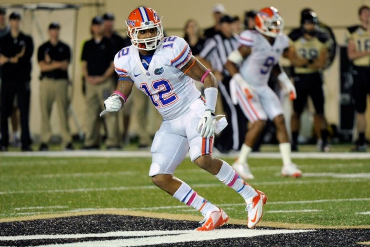 Charges against Florida's Antonio Morrison are expected to be dismissed. (Frederick Breedon/Getty Images)