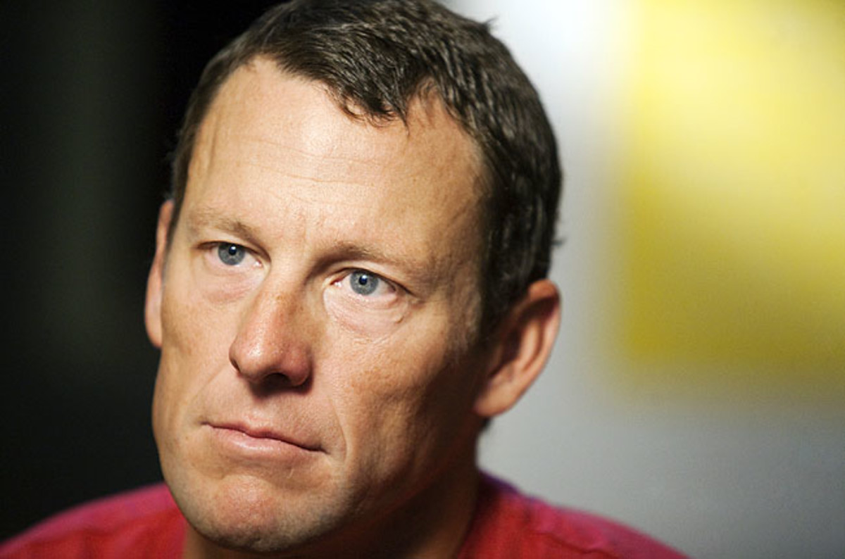 """The government claims that Armstrong violated his contract with the Postal Service and was """"unjustly enriched"""" while cheating."""