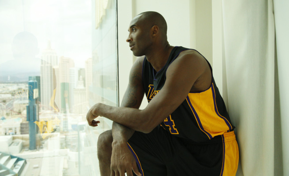 Kobe Bryant: 'I don't know how I'm going to come back from this injury. ... Maybe I'll be horses---.'