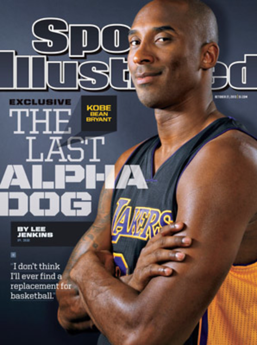 Kobe Bryant has won five championships, made 15 All-Star teams and scored more than 31,000 points.