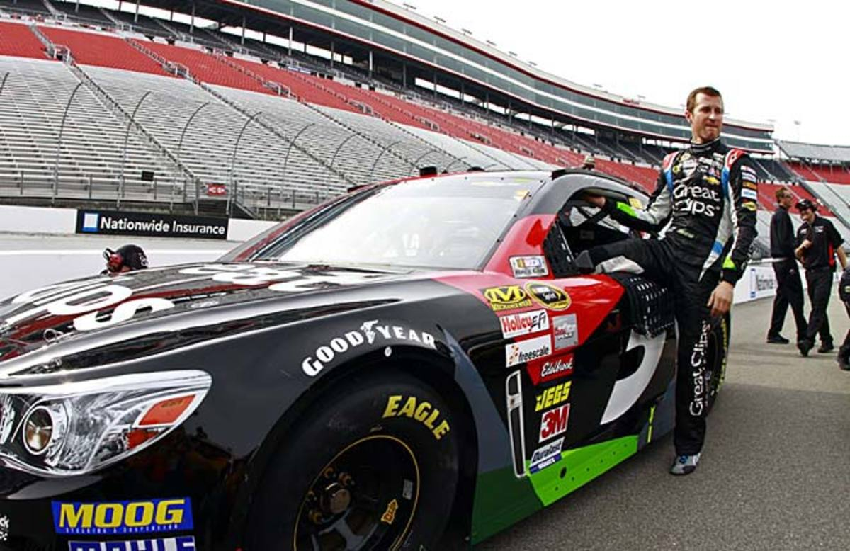 Kasey Kahne has climbed from 31st in the points to seventh in the space of the past two weeks.