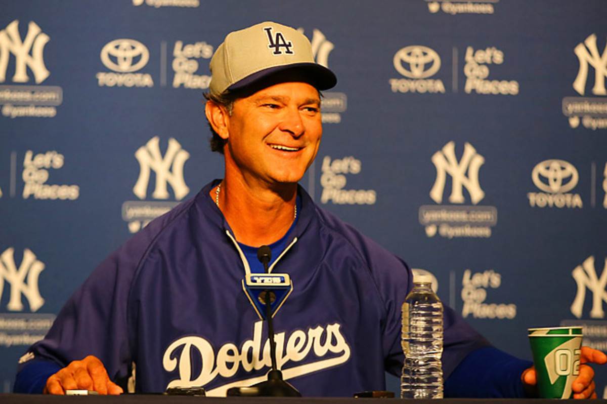 Former Yankee Don Mattingly is making his return to Yankee Stadium to face his former team.