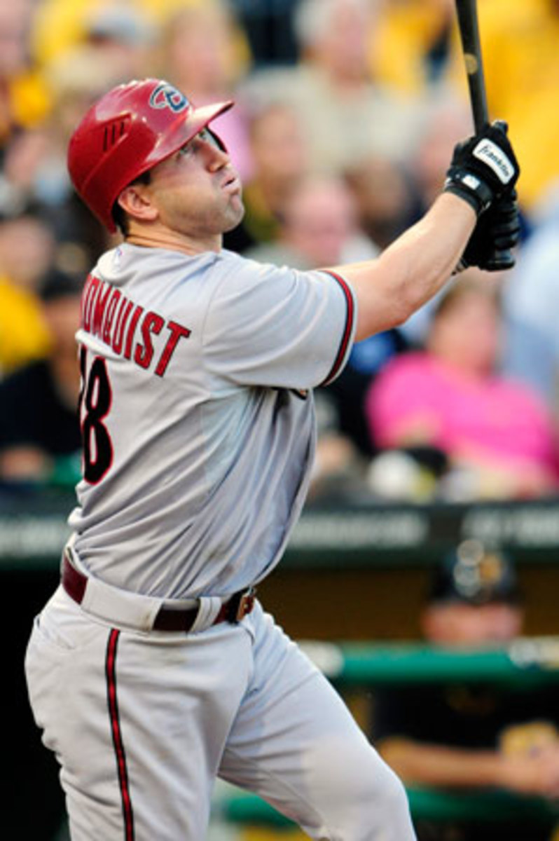 Willie Bloomquist's place on the roster says a lot about the lack of stars on Team USA. (Icon SMI)