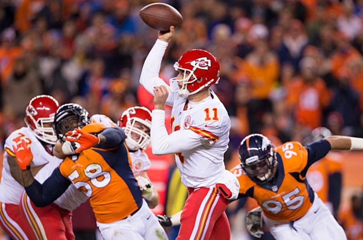 With Alex Smith and the Chiefs taking on the Broncos again, what should fantasy owners expect?