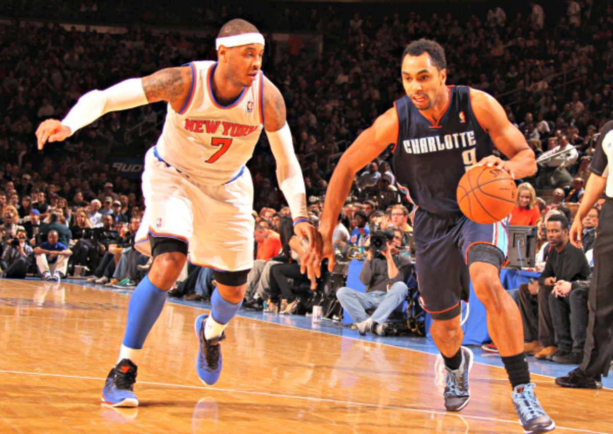 Gerald Henderson (right) was the top wing player remaining on the free agent market. (Nathaniel S. Butler/NBAE via Getty Images)