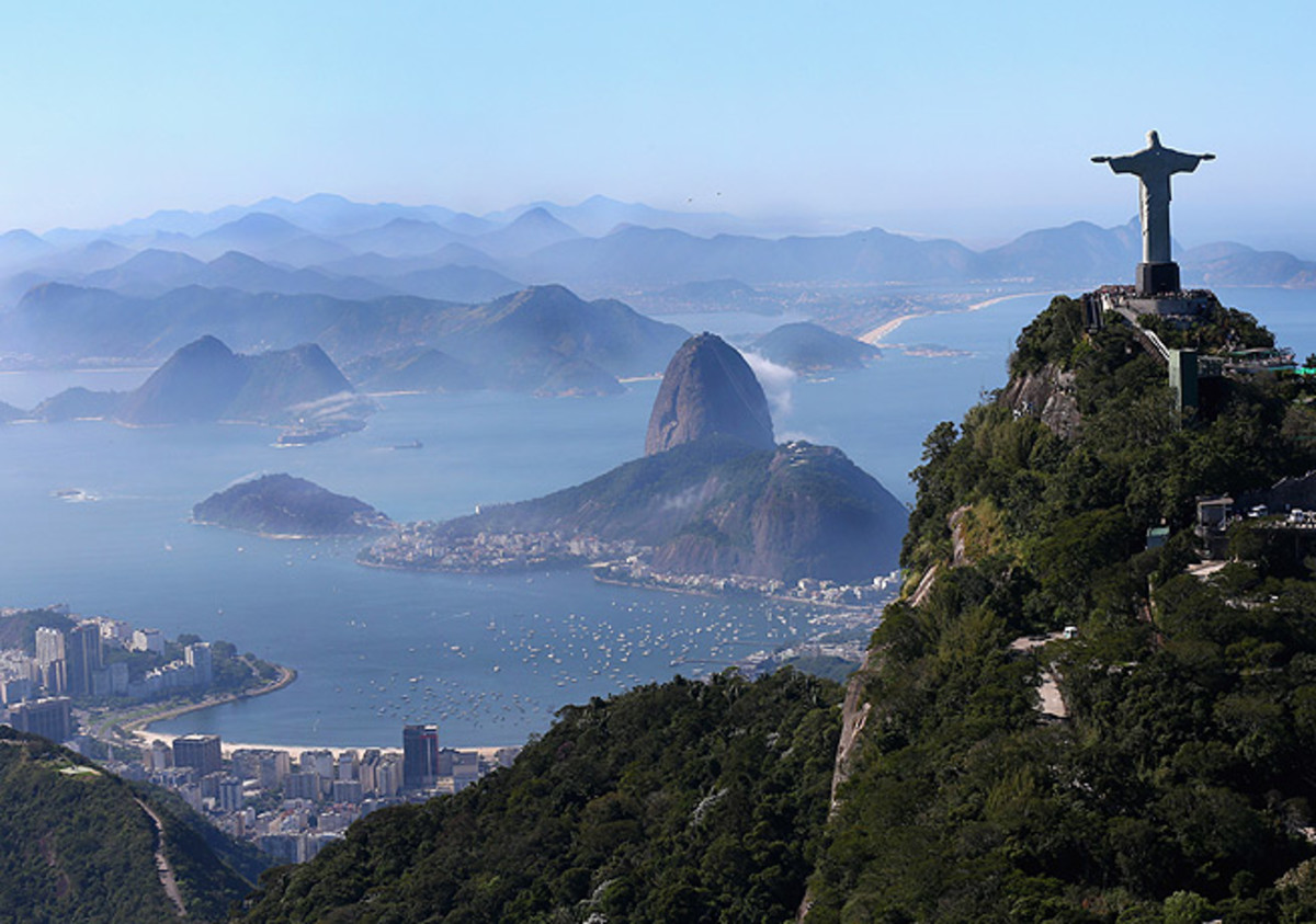Brazilian cities like Rio de Janeiro will see hordes of tourists visiting for the World Cup next summer.