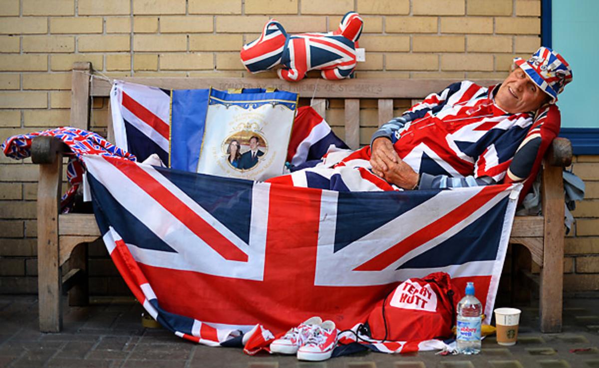 Royal Baby fan