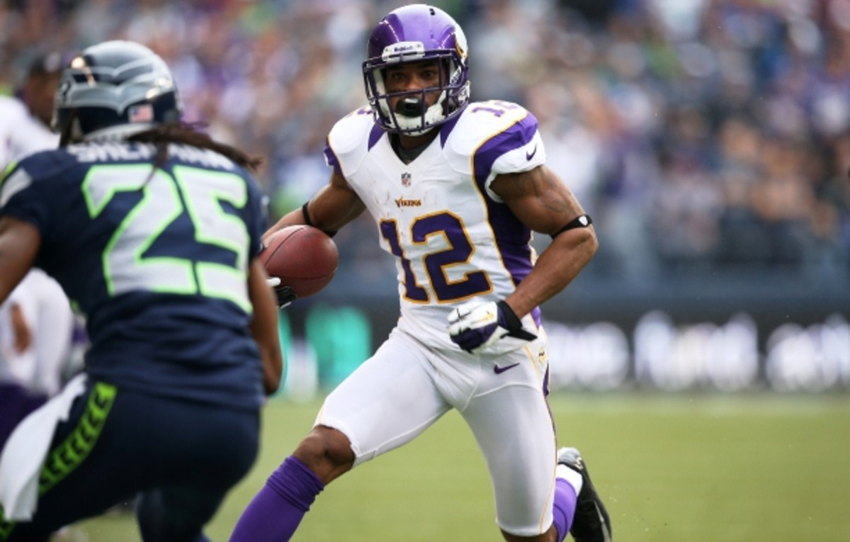 Percy Harvin's move to Seattle could have long-lasting implications in the NFC. (Tom Hauck/AP)