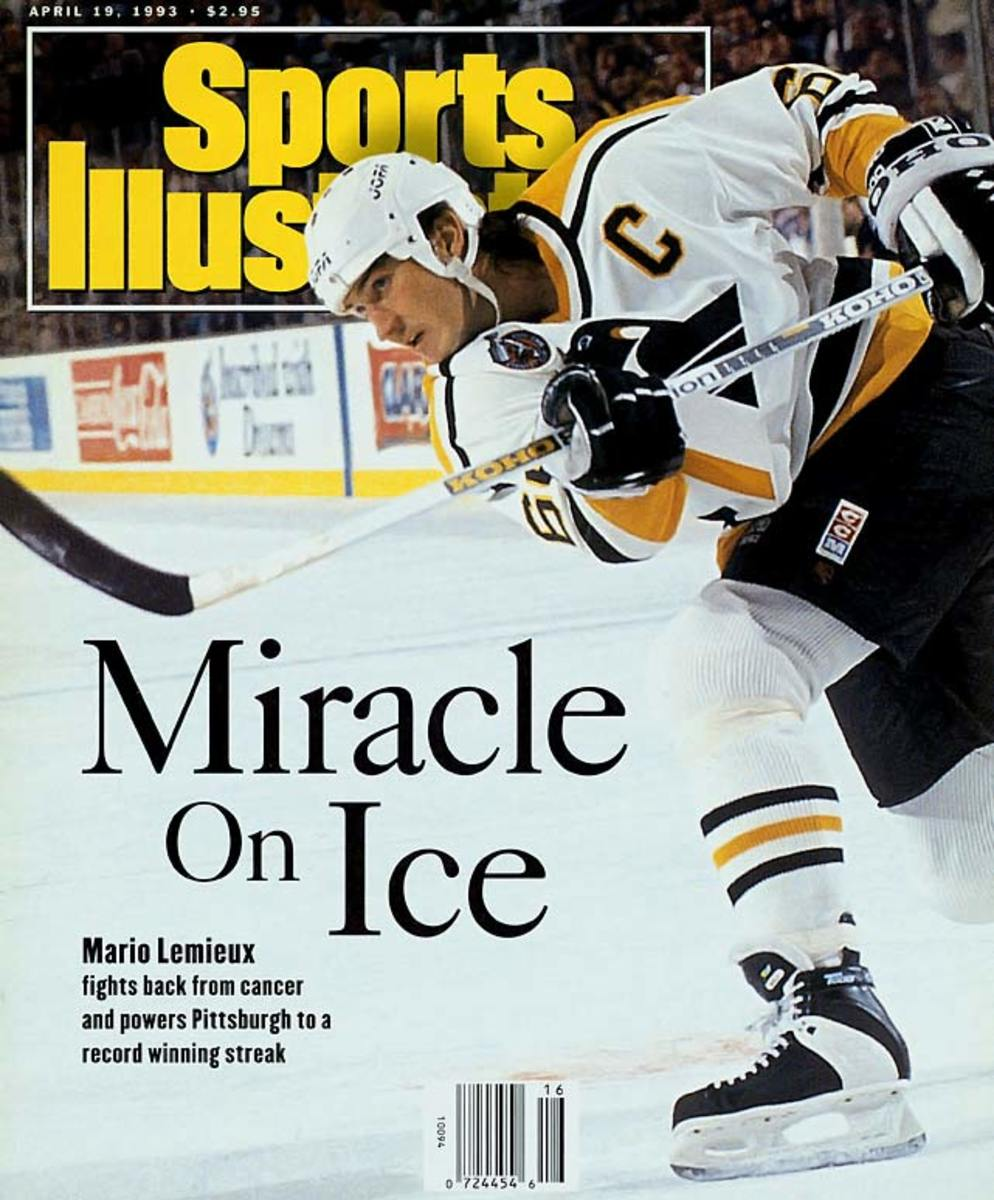 1992-93 Pittsburgh Penguins