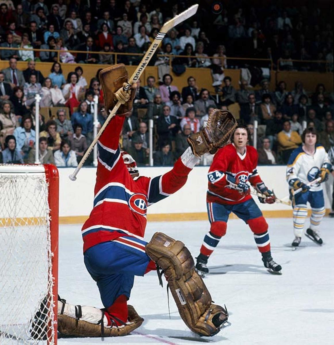 1974-75 Monteal Canadiens