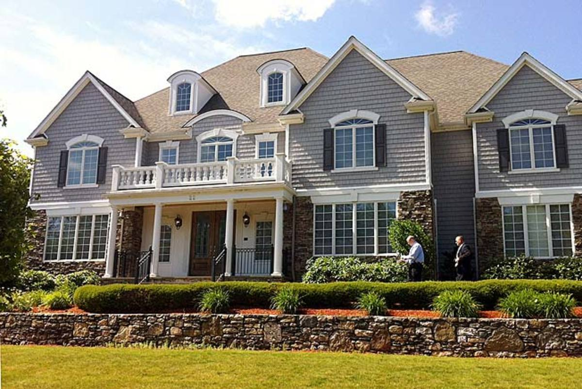 Police searched the home of Aaron Hernandez several times during their investigation.