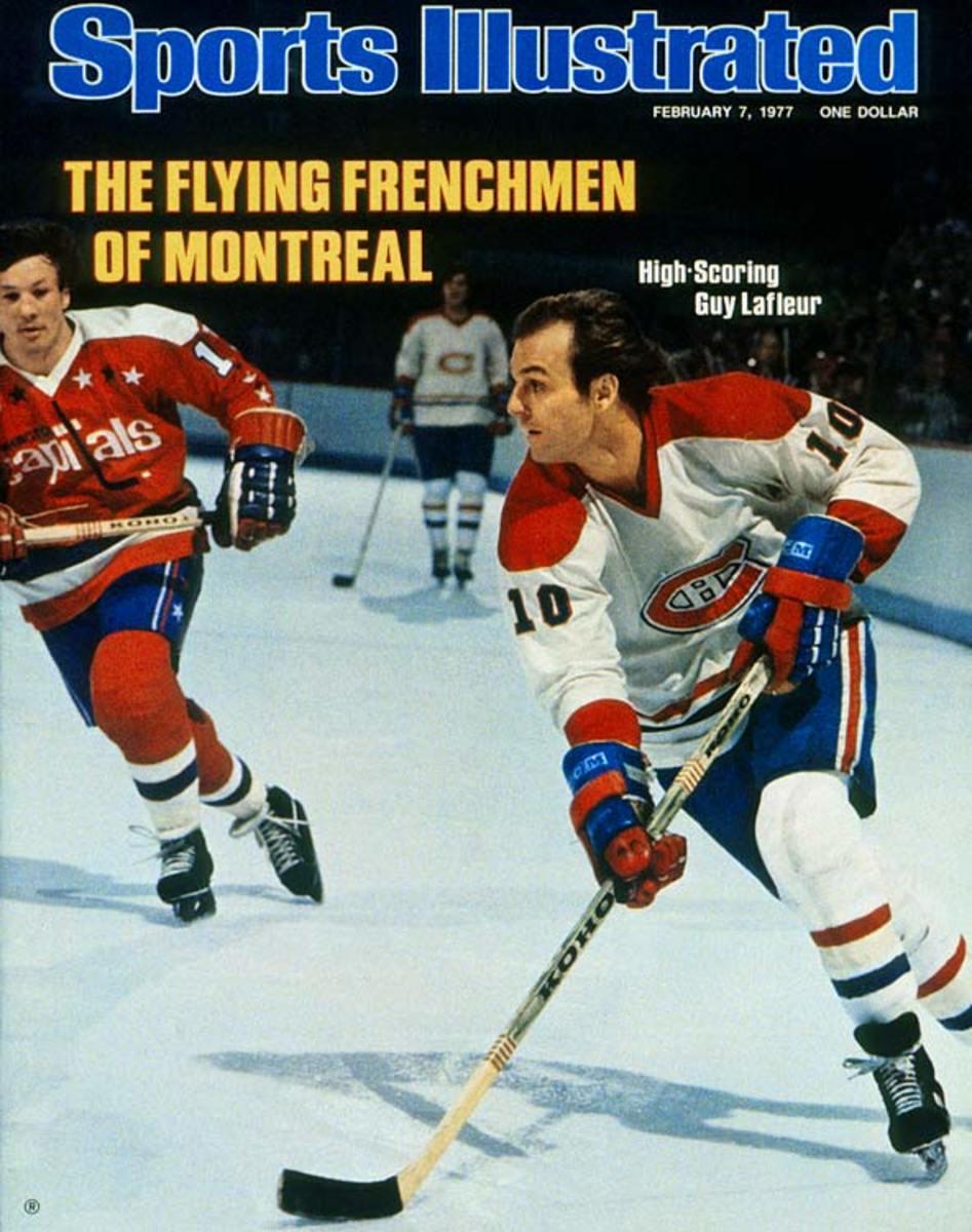 1976-77 Monteal Canadiens