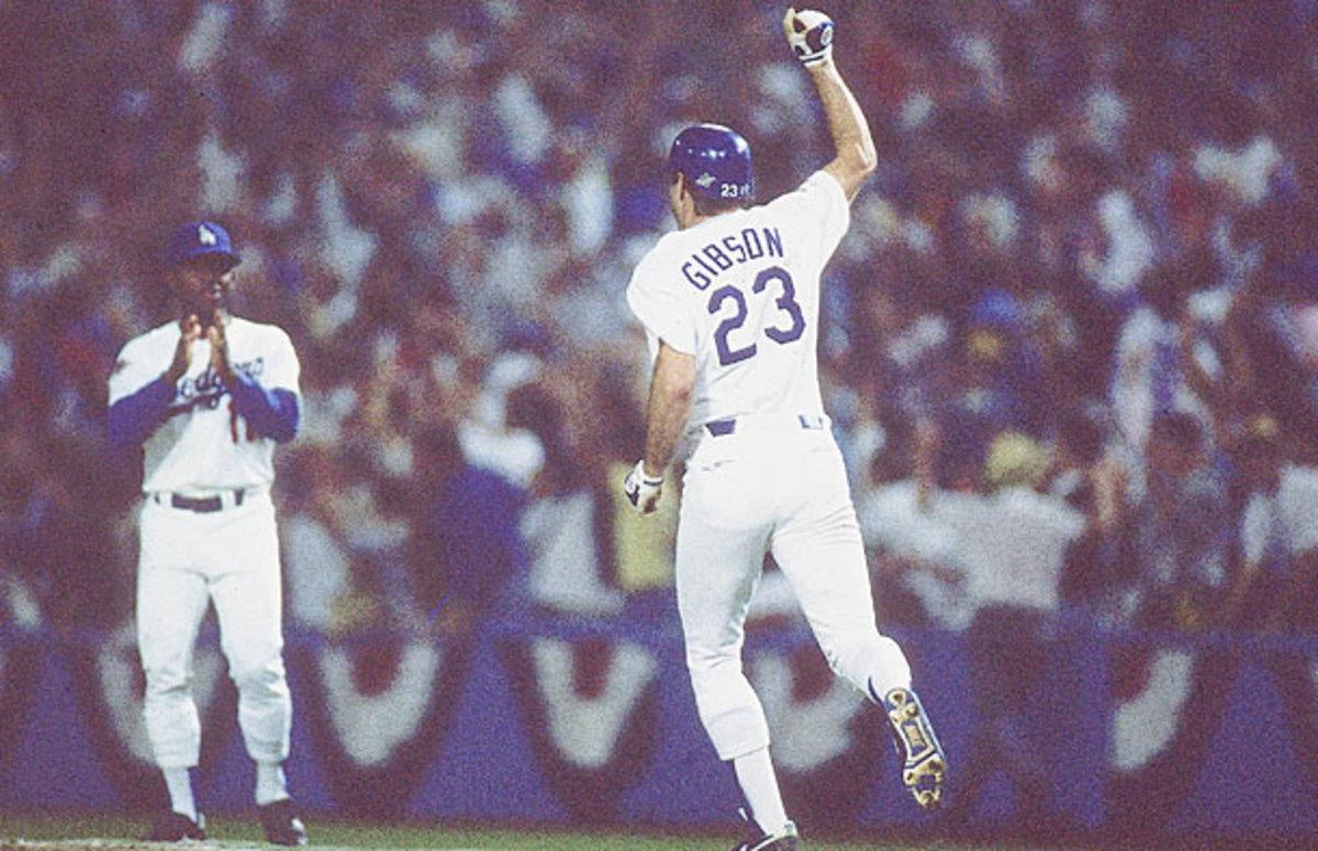 Kirk Gibson, Dodgers