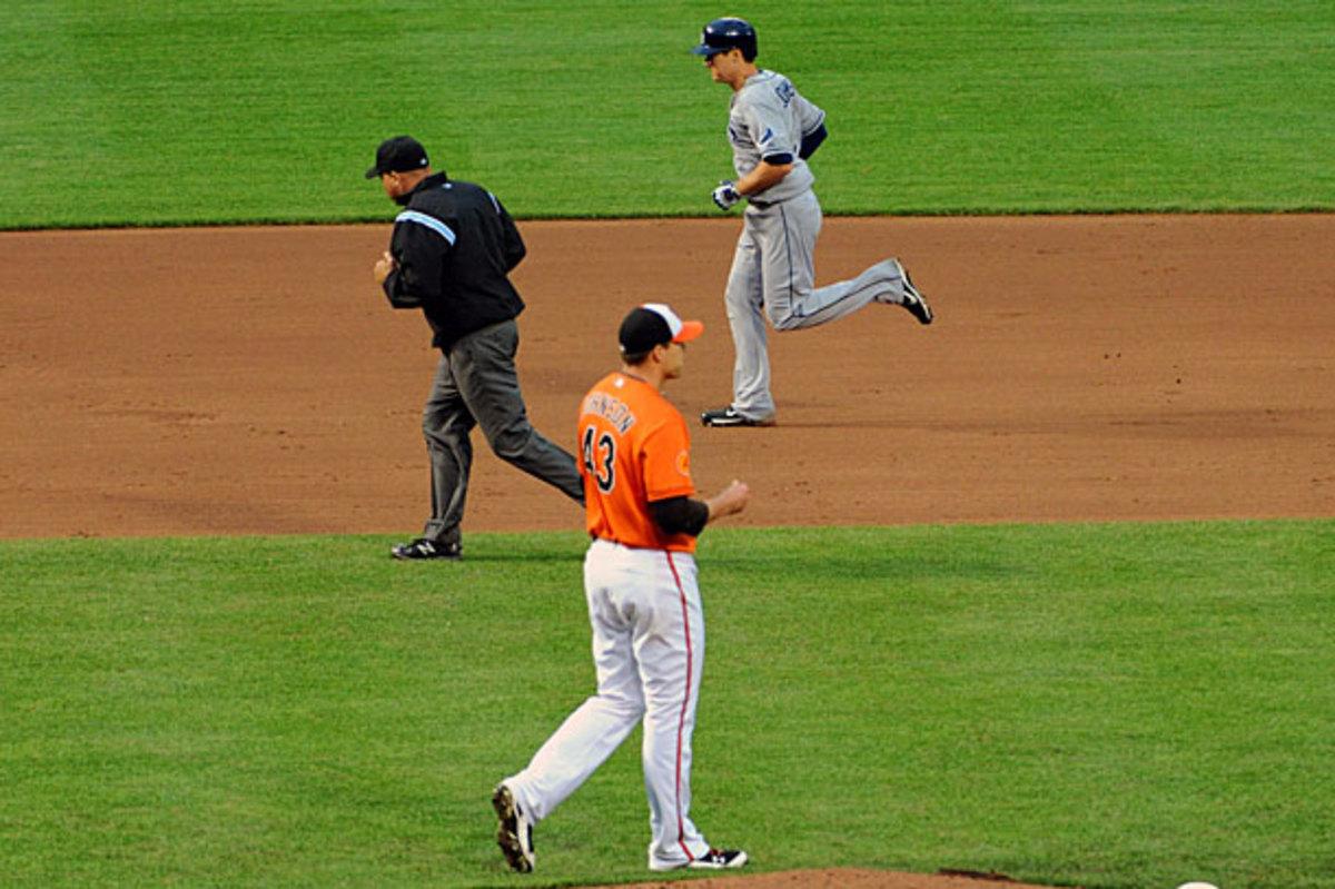 Jim Johnson, Orioles