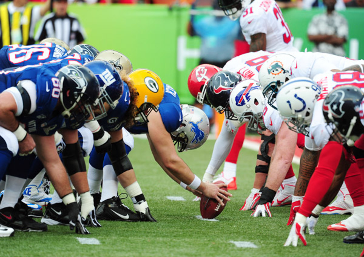 Pro Bowl 2014 will feature several modifications