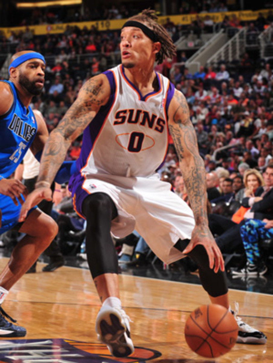 Michael Beasley (Barry Gossage/Getty Images)