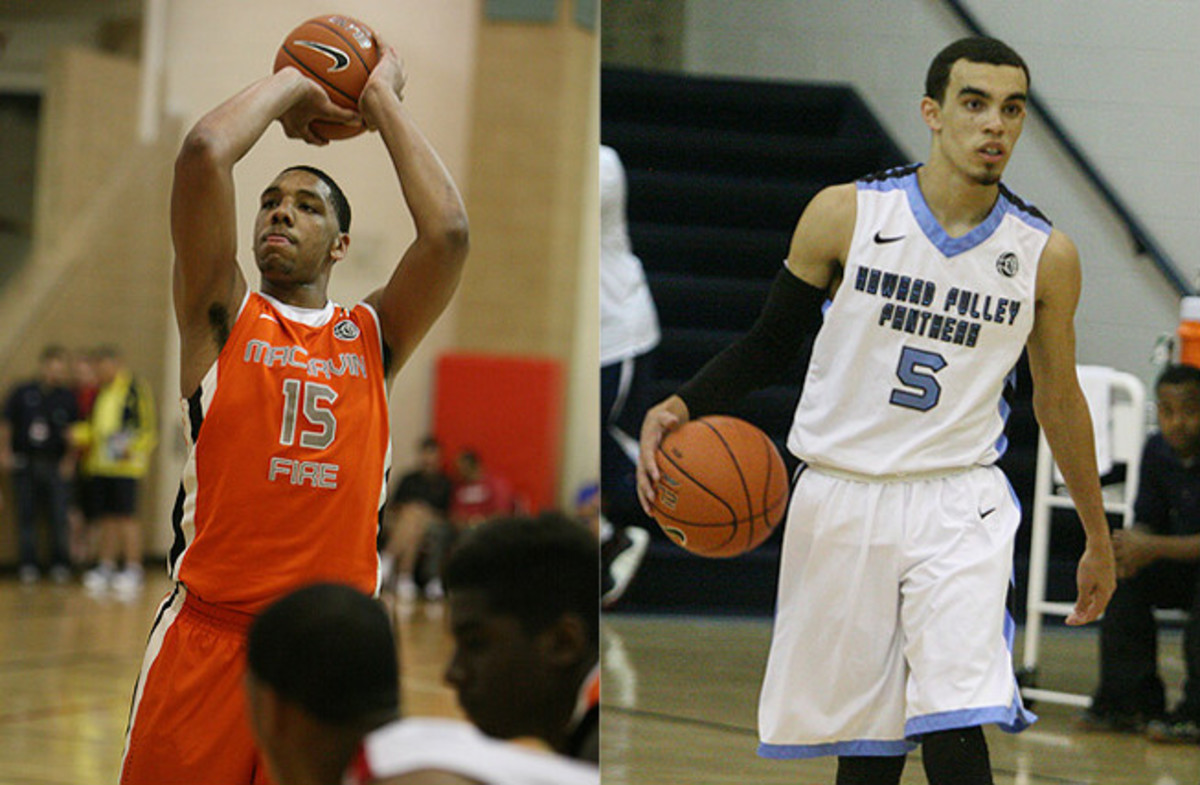 Tyus Jones and Jahlil Okafor have made their desire to attend the same college well-known in recruiting circles.