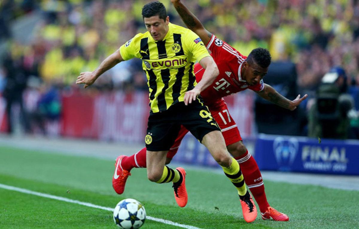 Robert Lewandowski has previously stated his desire to play for Bayern Munich next season.