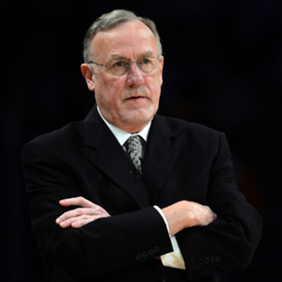Rick Adelman took a three-week leave from the Timberwolves in January. (Harry How/Getty Images)