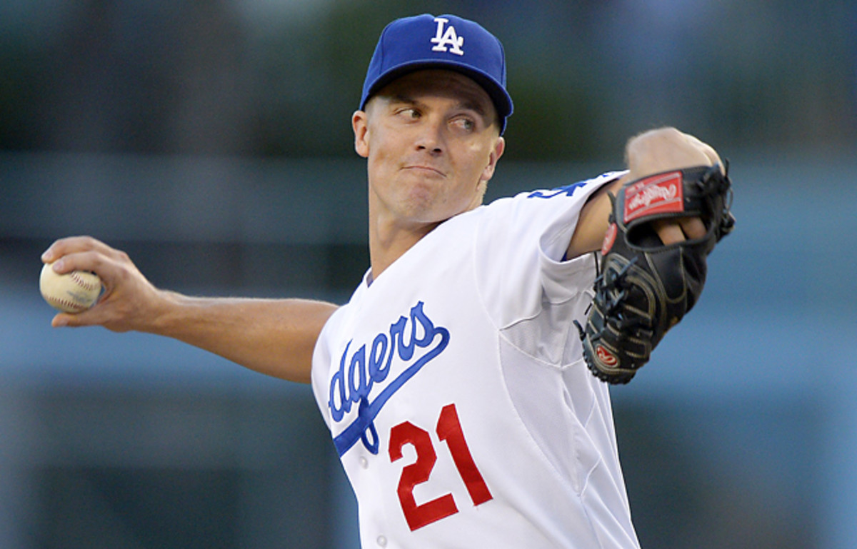 Freed from pitching a Game 5 in the NLDS, Zack Greinke will open the NLCS against the Cardinals.