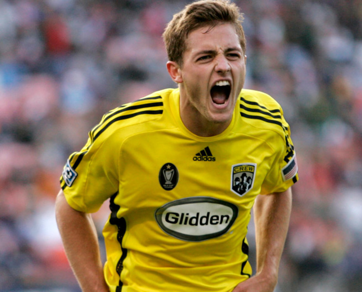 After un-retiring from soccer, Robbie Rogers will head from Columbus to Los Angeles.