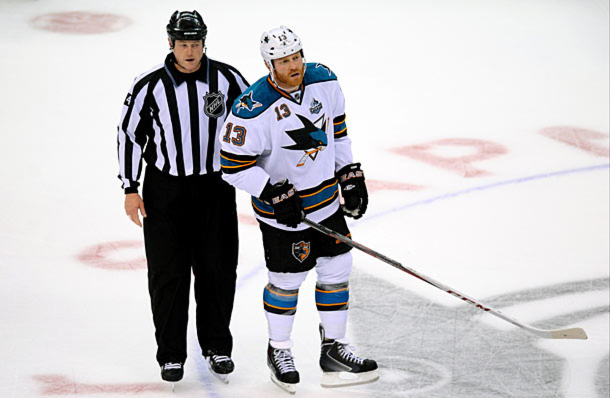 Raffi Torres suspended for rest of playoff series vs. Kings