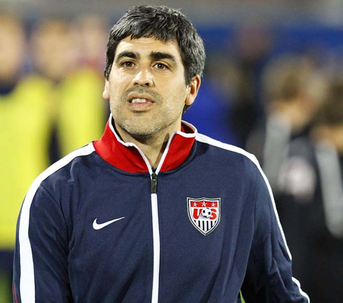Claudio Reyna played for the U.S. in three World Cups -- 1998, 2002 and 2006.